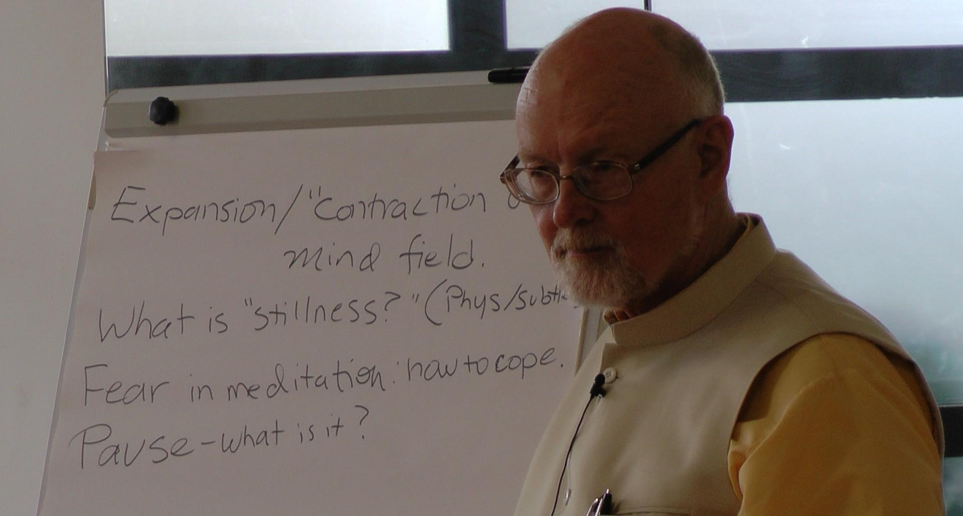 seminari filosofia yoga con maestri firenze