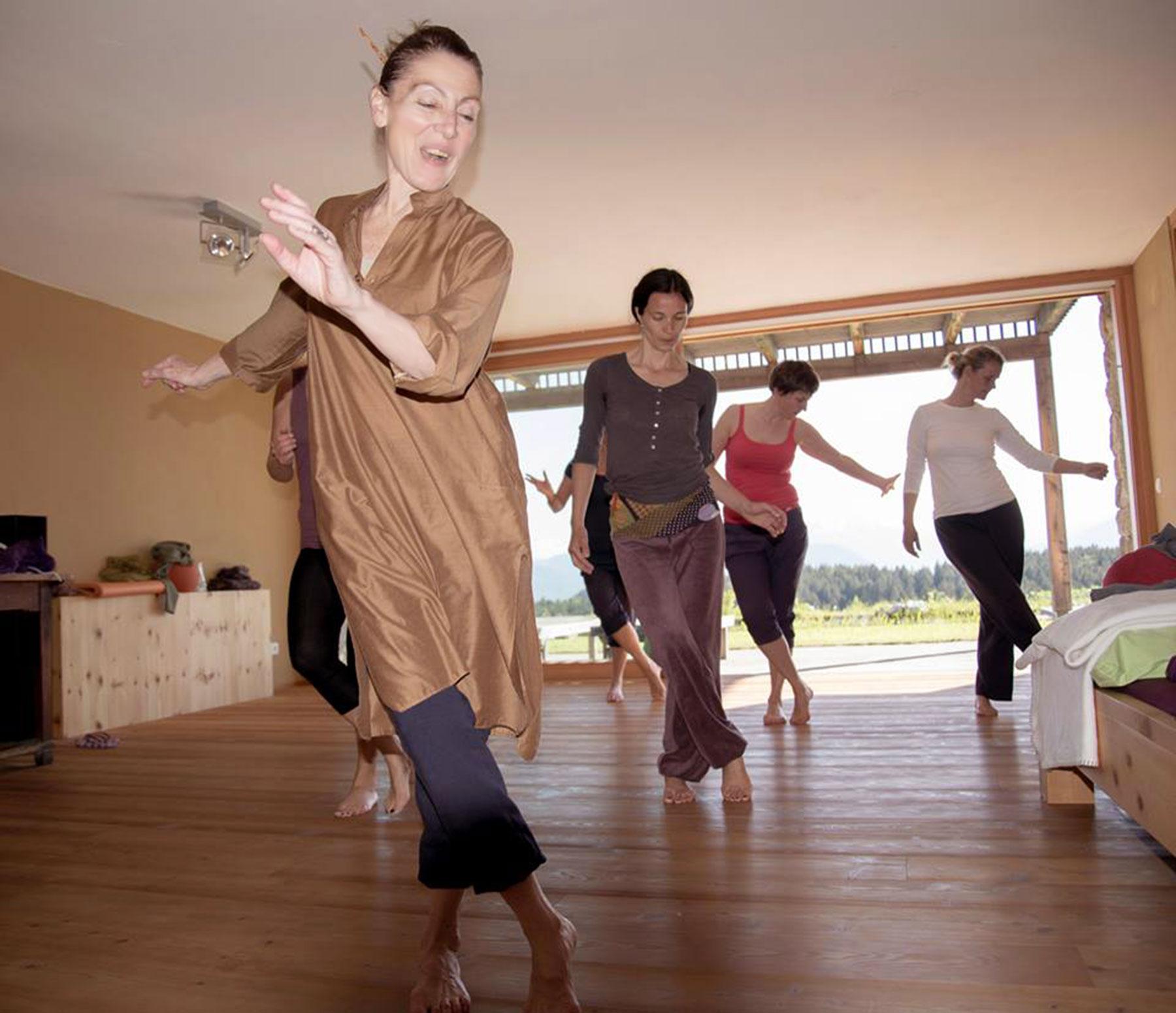 Corso Yoga Danza Firemnze